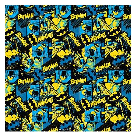 Бумага упаковочная ND PLAY Batman 70*100см 2шт 283441