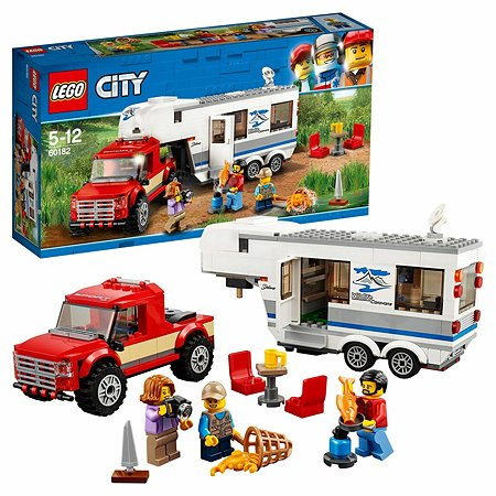 Конструктор LEGO Дом на колесах City Great Vehicles (60182)