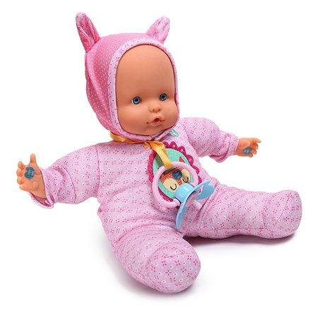 Пупс Famosa в розовой одежде 700013381