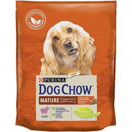 Корм для собак Dog Chow с ягненком 800г 60049