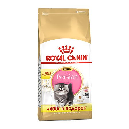 Корм сухой для котят ROYAL CANIN Persian 400г+400г