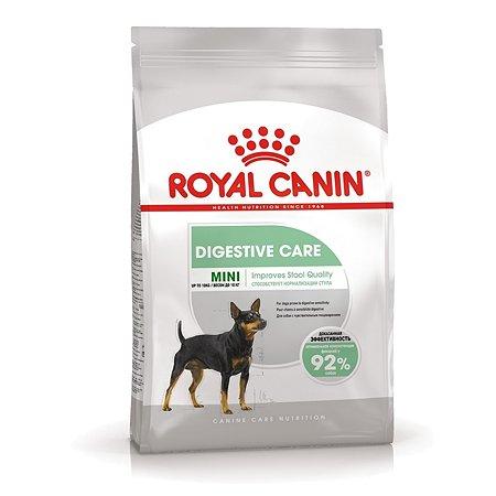 Корм для собак ROYAL CANIN Mini Digestive Care мелких пород с чувствительным пищеварением 1кг