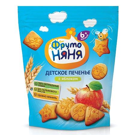 Печенье ФрутоНяня пшеничное яблоко 150г с 6месяцев