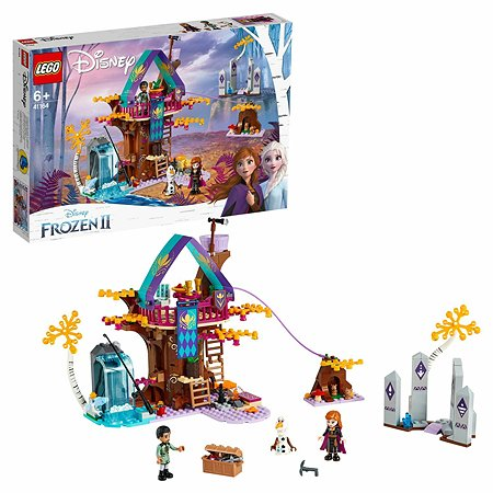 Конструктор LEGO Disney Frozen Заколдованный домик на дереве 41164