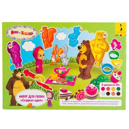 Набор для творчества Маша и Медведь Сладкая идея