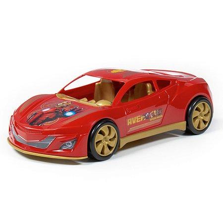 Автомобиль Полесье Marvel Мстители Железный Человек 78759