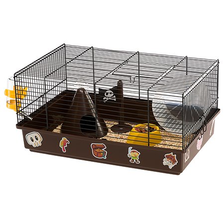 Клетка для хомяков Ferplast Criceti 9 pirates 57009061