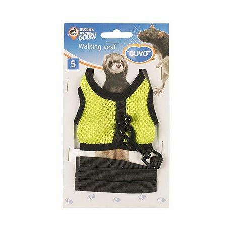 Шлейка для грызунов DUVO+ Walking Vest