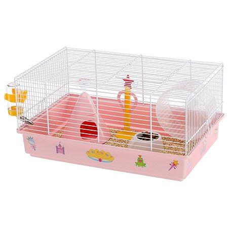Клетка для хомяков Ferplast Criceti 9 princess 57009062