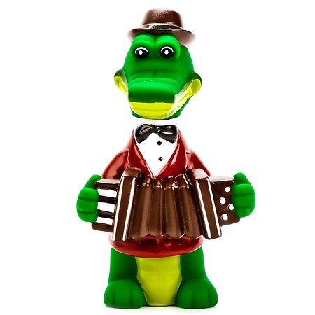 Фигурка Играем вместе для ванной крокодил Гена