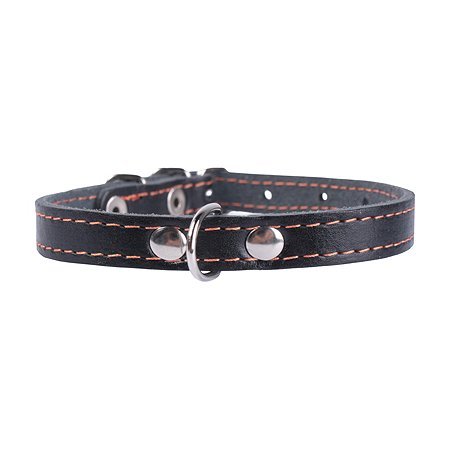 Ошейник для собак CoLLar малых пород Черный 00161