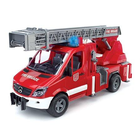 Пожарная машина Bruder MB Sprinter со светом и звуком 1:16