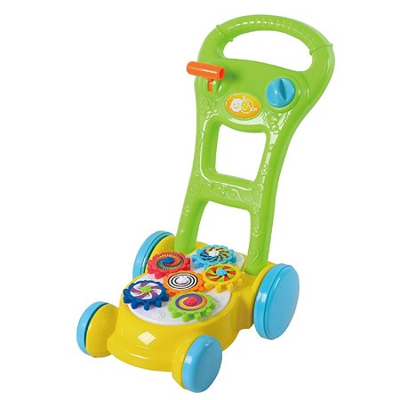 Каталка-ходунок Playgo с шестеренками