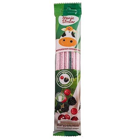 Соломинка Magic Straw вкус лесные ягоды 22.5г