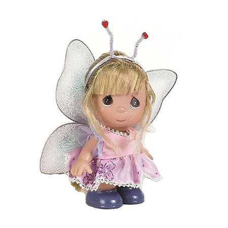 Кукла Precious Moments MINI Бабочка с крылышками 14 см