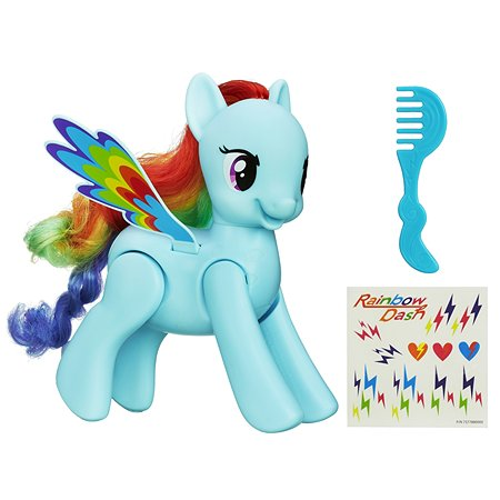 Пони My Little Pony Проворная Рейнбоу Дэш