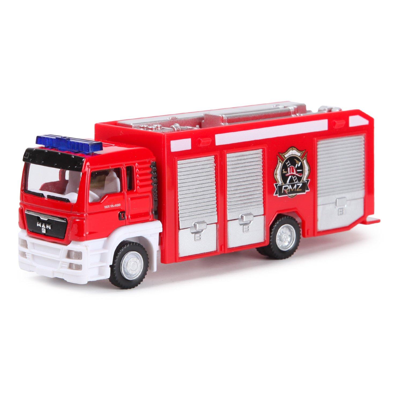 Пожарная машина Mobicaro Man 1:64