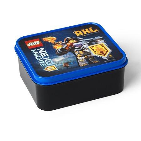 Ланч бокс LEGO и бутылочка Nexo Knights