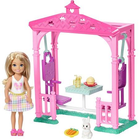 Набор Barbie Челси и набор мебели FDB34