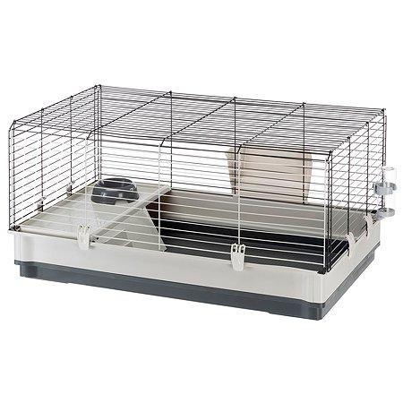 Клетка для кроликов и морских свинок Ferplast Krolik L Зеленая