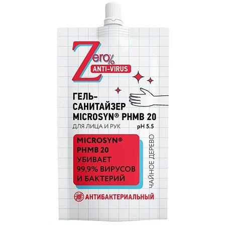 Гель-санитайзер для рук ZERO 100мл