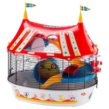Клетка для хомяков Ferplast Circus fun 57922799