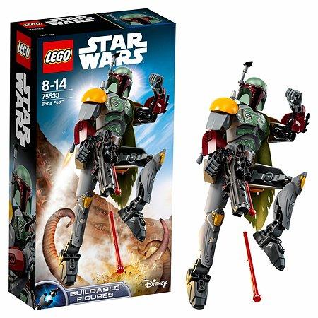 Конструктор LEGO Боба Фетт Constraction Star Wars (75533)