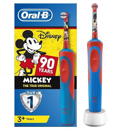 Зубная щетка Oral-B Stages Power Микки электрическая с 3лет 80316882