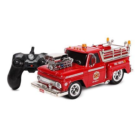 Машинка Mobicaro РУ Пожарный пикап с нагнетателем MK8123