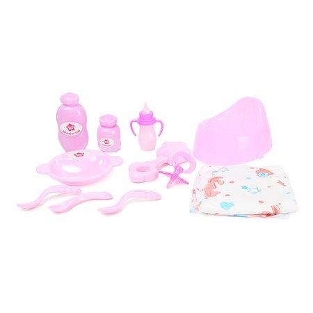 Набор аксессуаров для куклы Demi Star 11 предметов YL001A