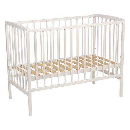 Кровать Фея 101 Белый 0005509-03
