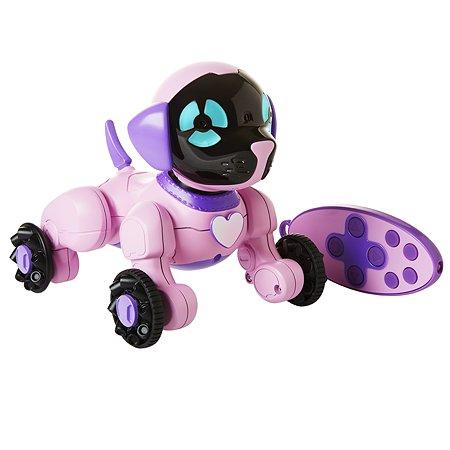 Робот WowWee Собачка Чиппи Розовая 2804-3817