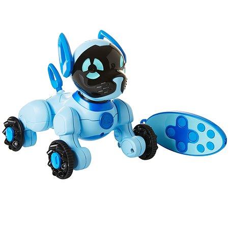 Робот WowWee Собачка Чиппи Голубая 2804-3818