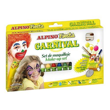 Детский аквагрим ALPINO Карнавал