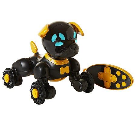 Робот WowWee Собачка Чиппи Черная 2804-3819