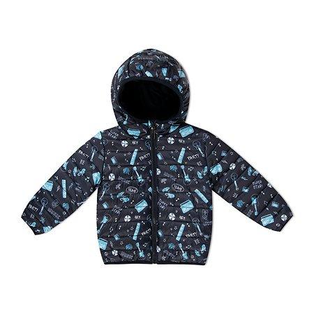 Куртка BabyGo тёмно-синяя