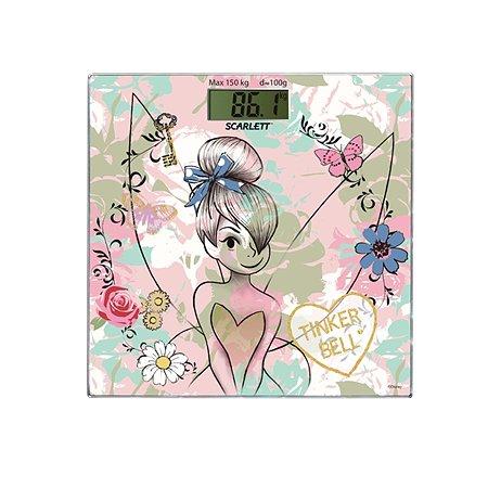 Напольные весы Scarlett Коллекция Disney Фея