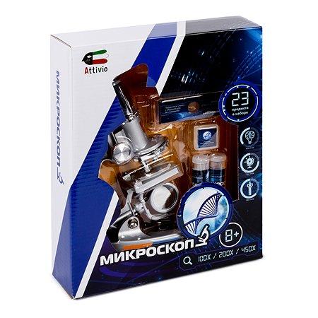Набор Attivio Микроскоп