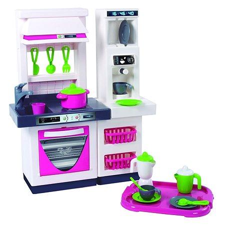Игровой набор Palau Toys Кухня двухсекционная с аксессуарами