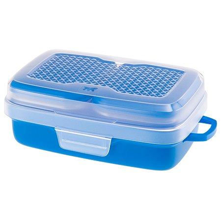 Набор контейнеров для корма Ferplast Pet Risto 3шт 71930099