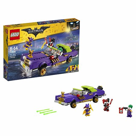 Конструктор LEGO Batman Movie Лоурайдер Джокера (70906)