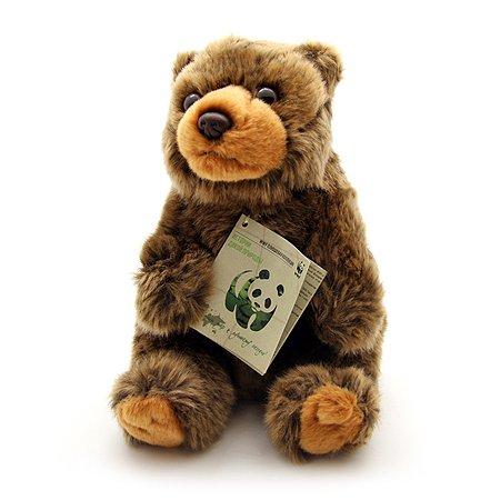 Медведь WWF 18 см  бурый