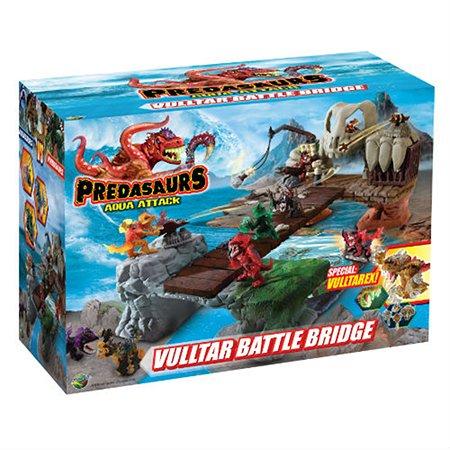 Предазавры - водная атака DRACCO Мост битвы