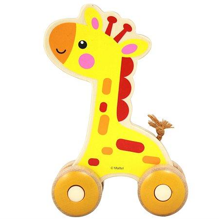 Каталка Fisher Price Жираф