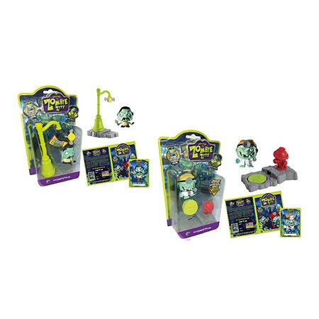 Ловушка для зомби Smoby Zombie Zity в ассортименте