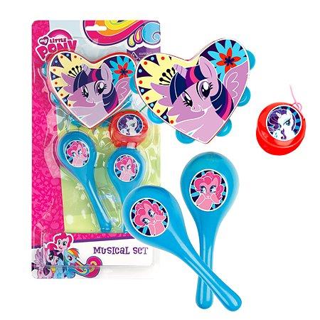 Набор EstaBella Веселый концерт My Little Pony (3 инстр)