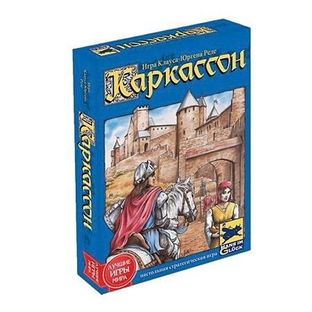 Настольная игра Hobby World КАРКАССОН (2-е рус. изд.)