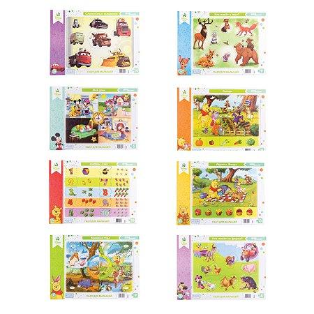 Пазл Step Puzzle Disney Baby  в ассортименте 80434-80441