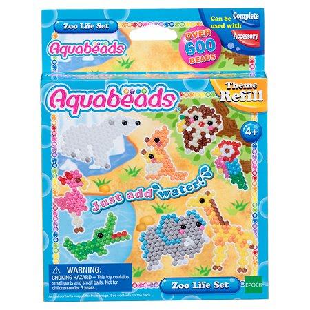 Набор Aquabeads Зверюшки в зоопарке