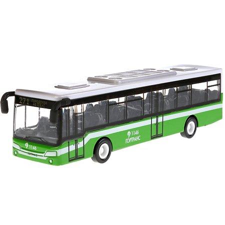 Автобус Технопарк инерционный 258387